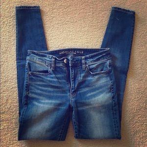 American Eagle Super Stretch X Jeans